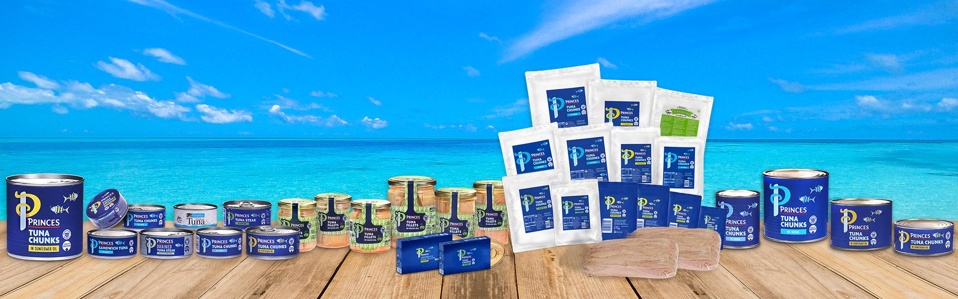Mauritius tuna export