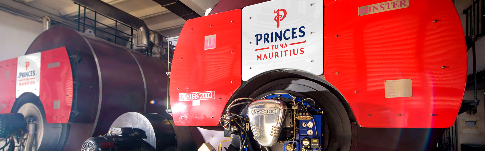 Buying tuna from Mauritius